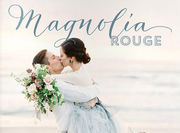 Magnolia Rouge magazine cover
