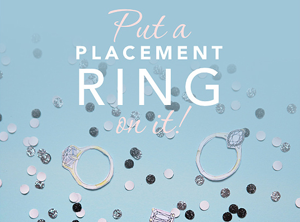 Placement ring