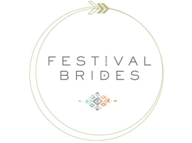 Festival Brides badge
