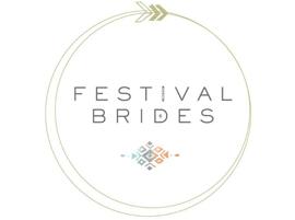 Festival Brides badge