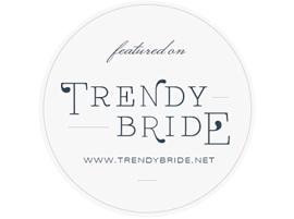 Trendy Bride badge