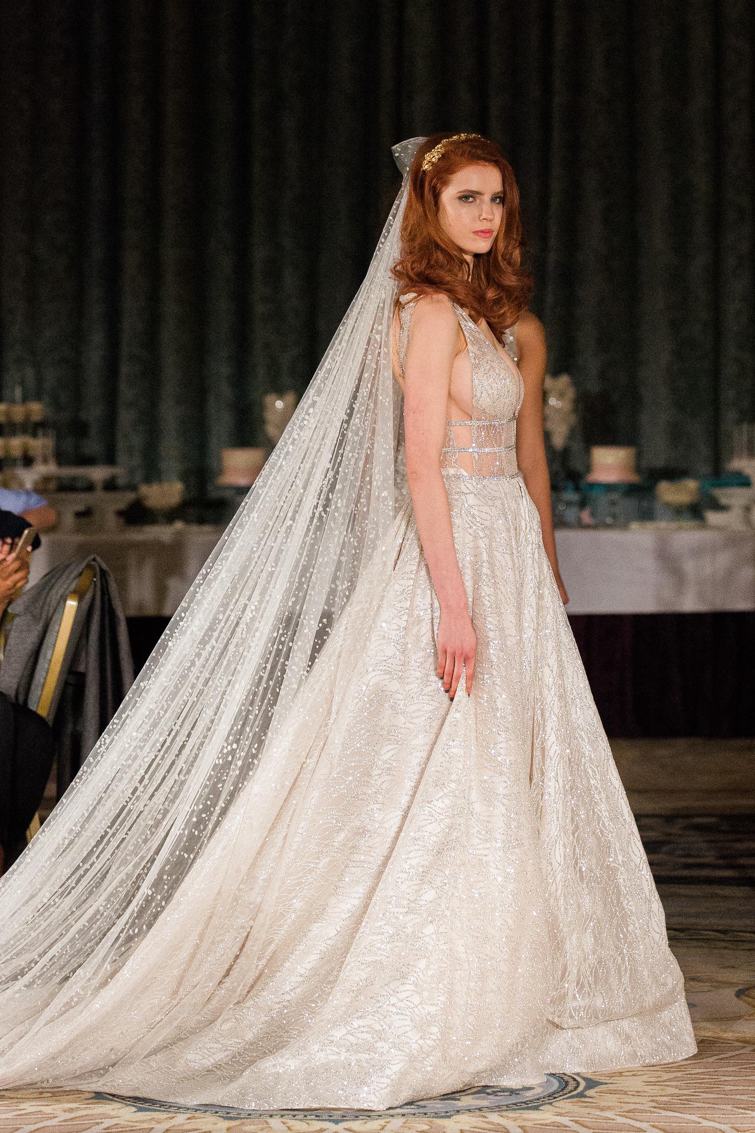 Berta, bridal collection, european launch, the wedding club, savoy, London.