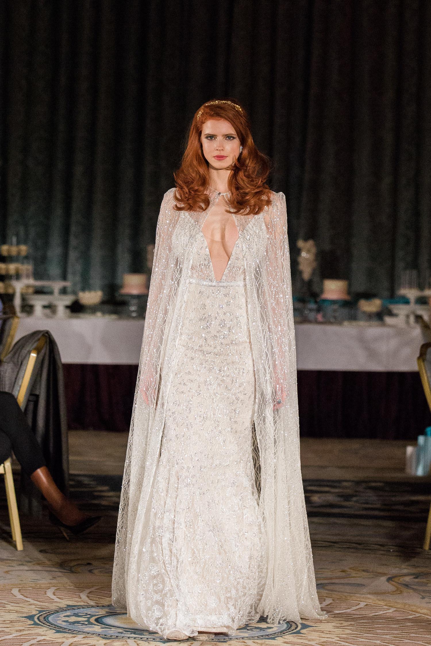 Lucy Davenport Photography, Berta, bridal collection, european launch, the wedding club, savoy, London.