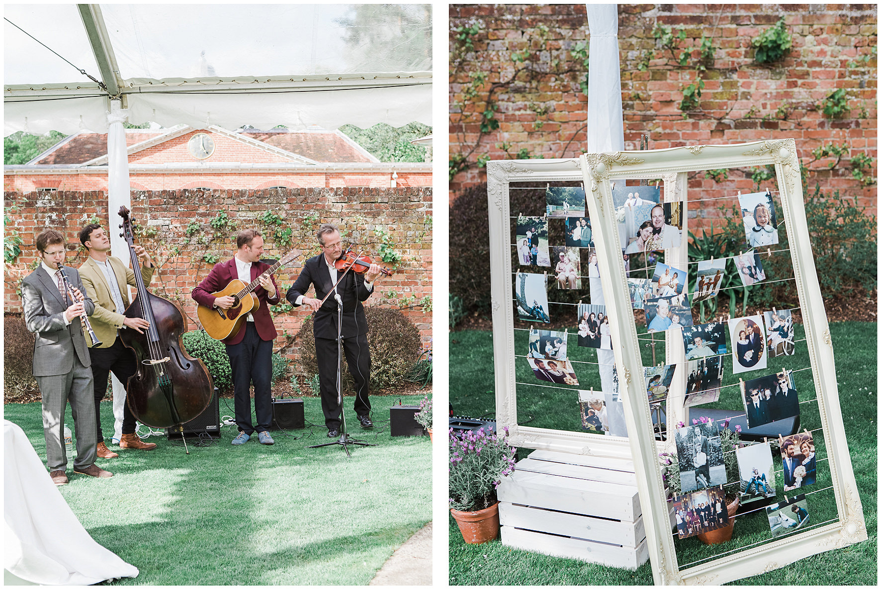 luxury wedding, berkshire, home wedding, wedding band, details, Lucy Davenport Photography
