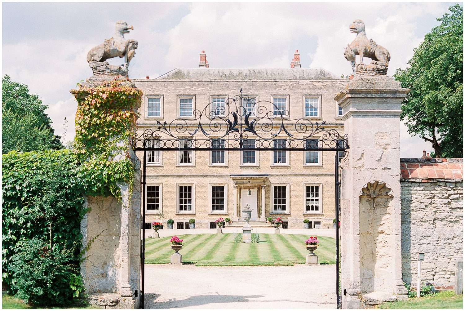 Newington House, wedding venue