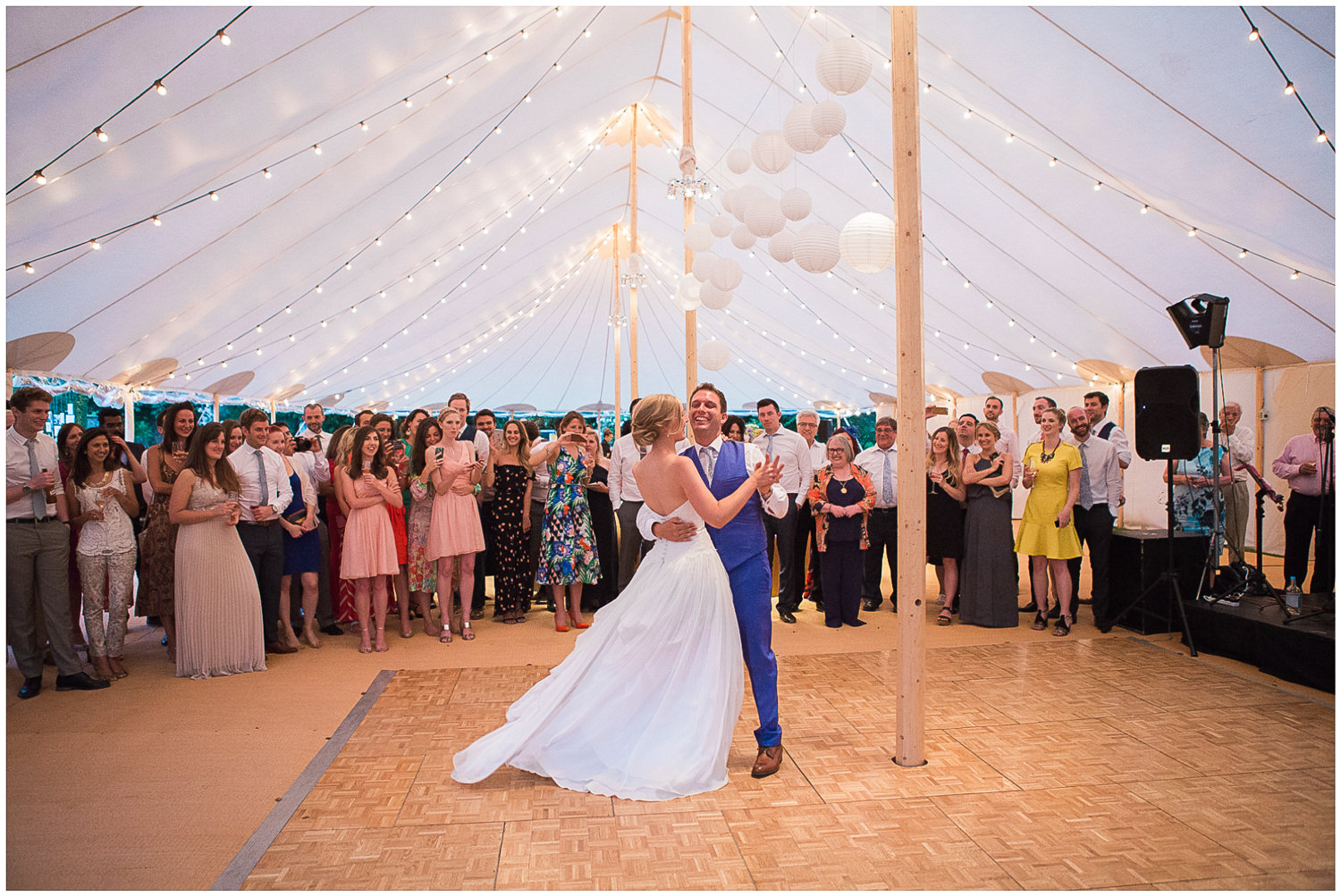 bride and groom, first dance,