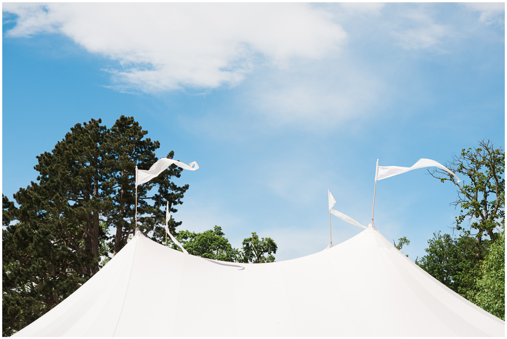 glamping wedding, Lucy Davenport Photography, home wedding, Sperry tent, PapaKata