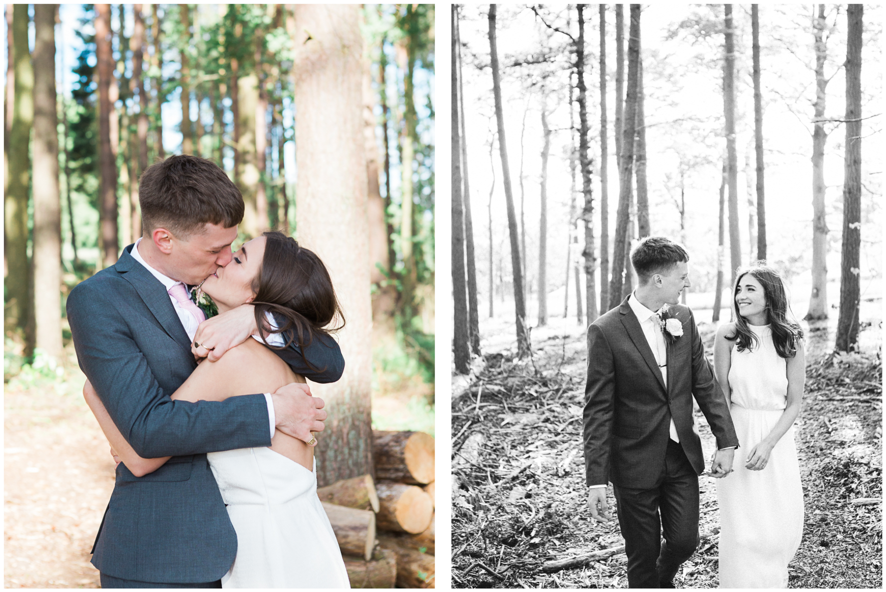 glamping wedding, Lucy Davenport Photography, home wedding, Sperry tent, PapaKata, bridal couple, bride, groom