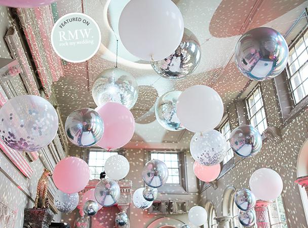 Aynhoe Park, balloons Orangery