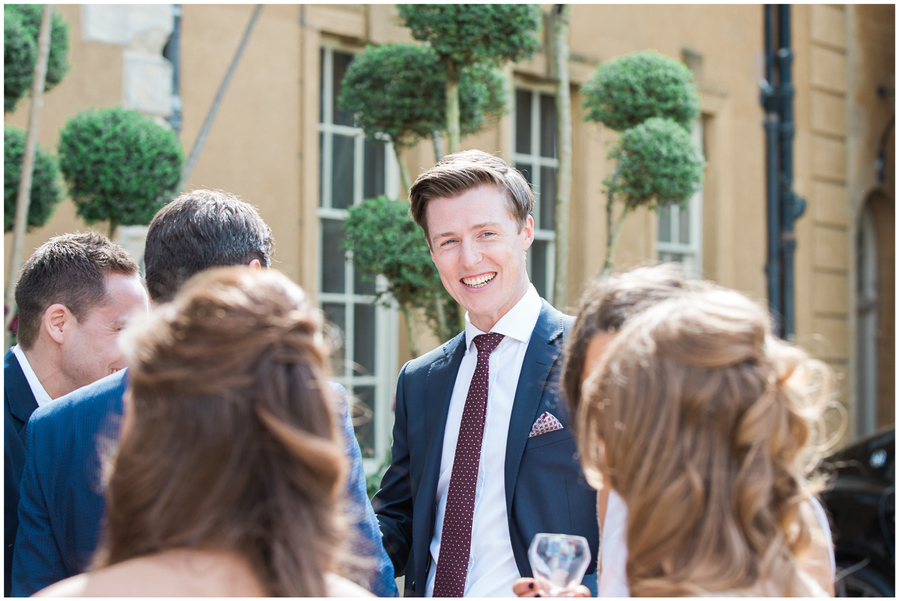 Lucy Davenport Photography, Aynhoe Park, Oxfordshire, real wedding, Rock My Wedding, drinks reception