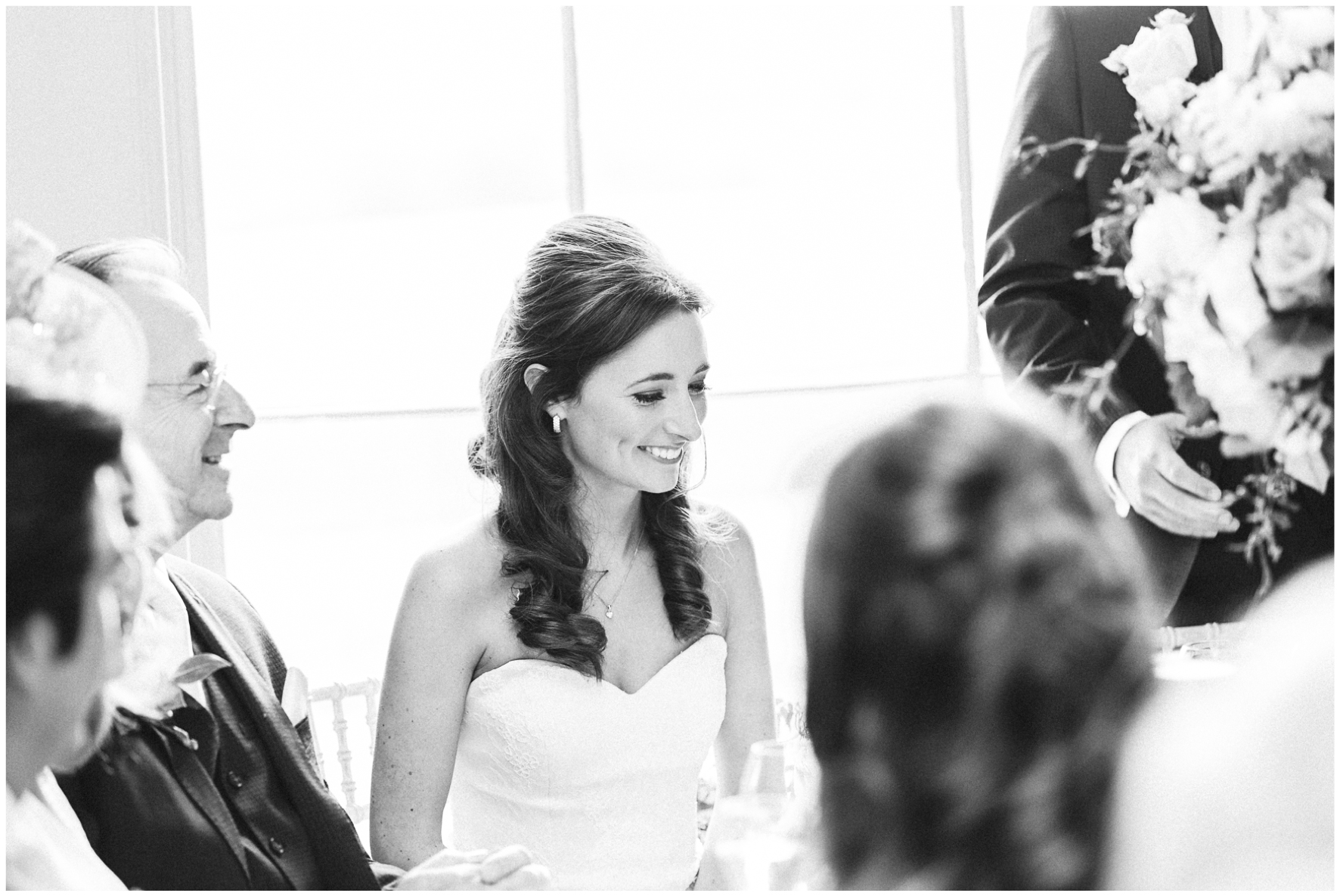 bride, speeches