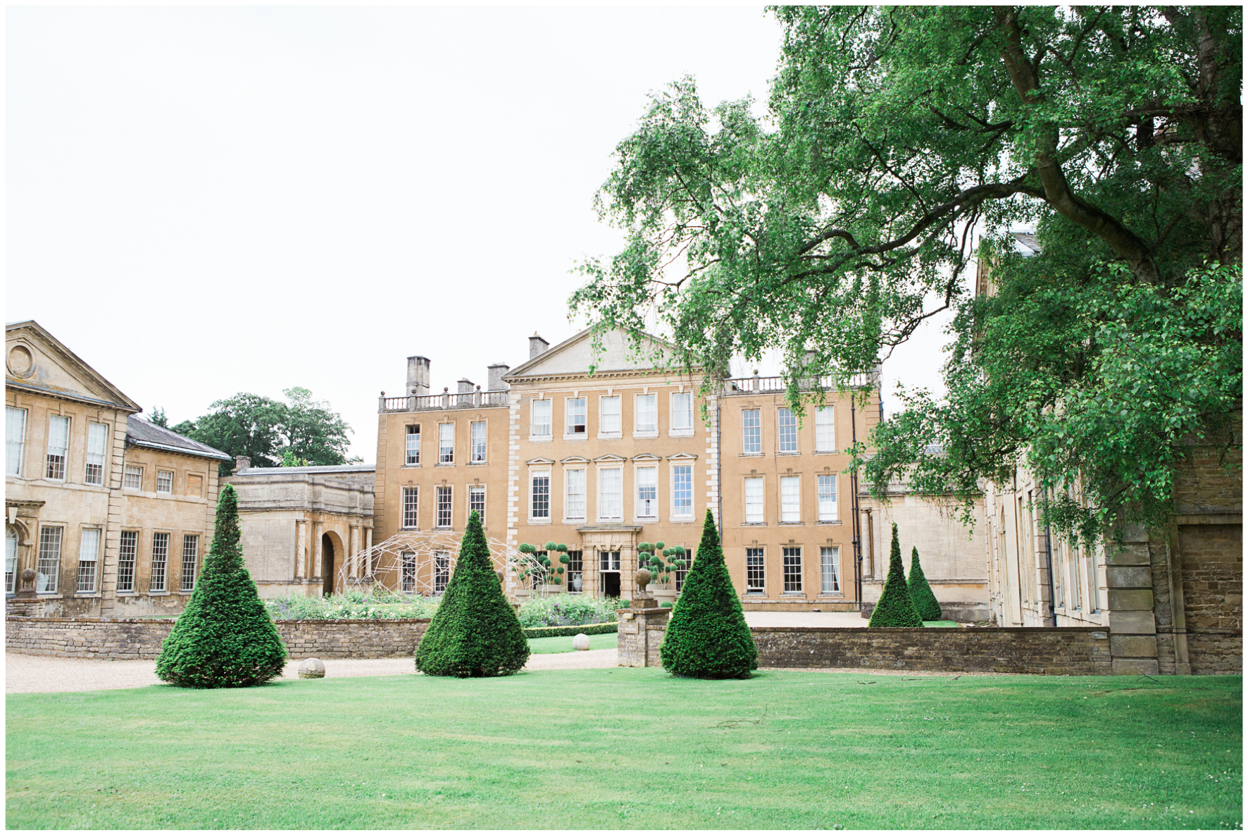 Aynhoe Park, wedding venue