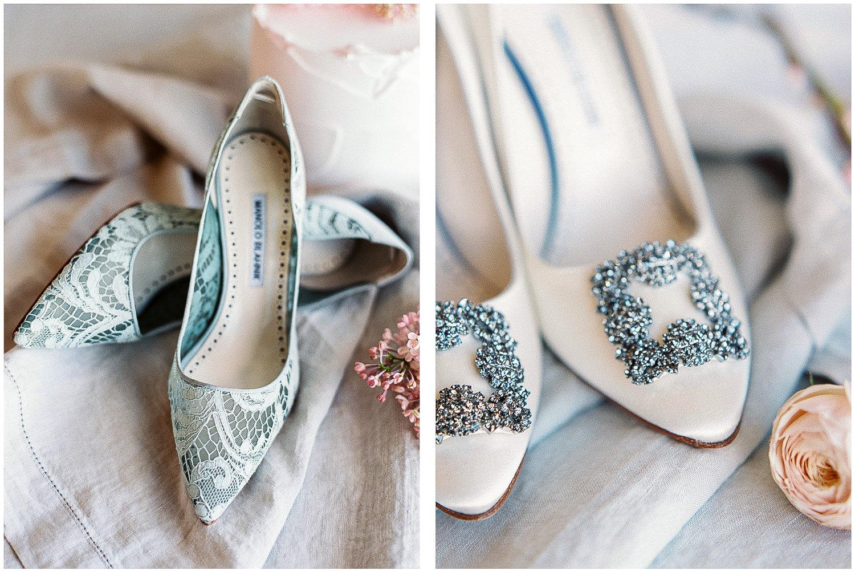 Manolo Blahnik, wedding shoes