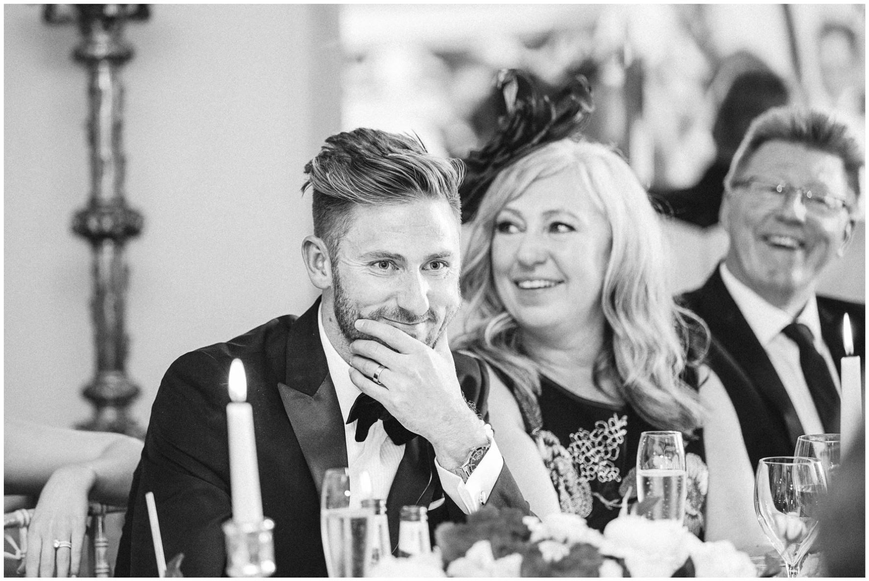 Lucy Davenport Photography, Aynhoe Park, Oxfordshire, wedding venue, Rock My Wedding, speeches, groom