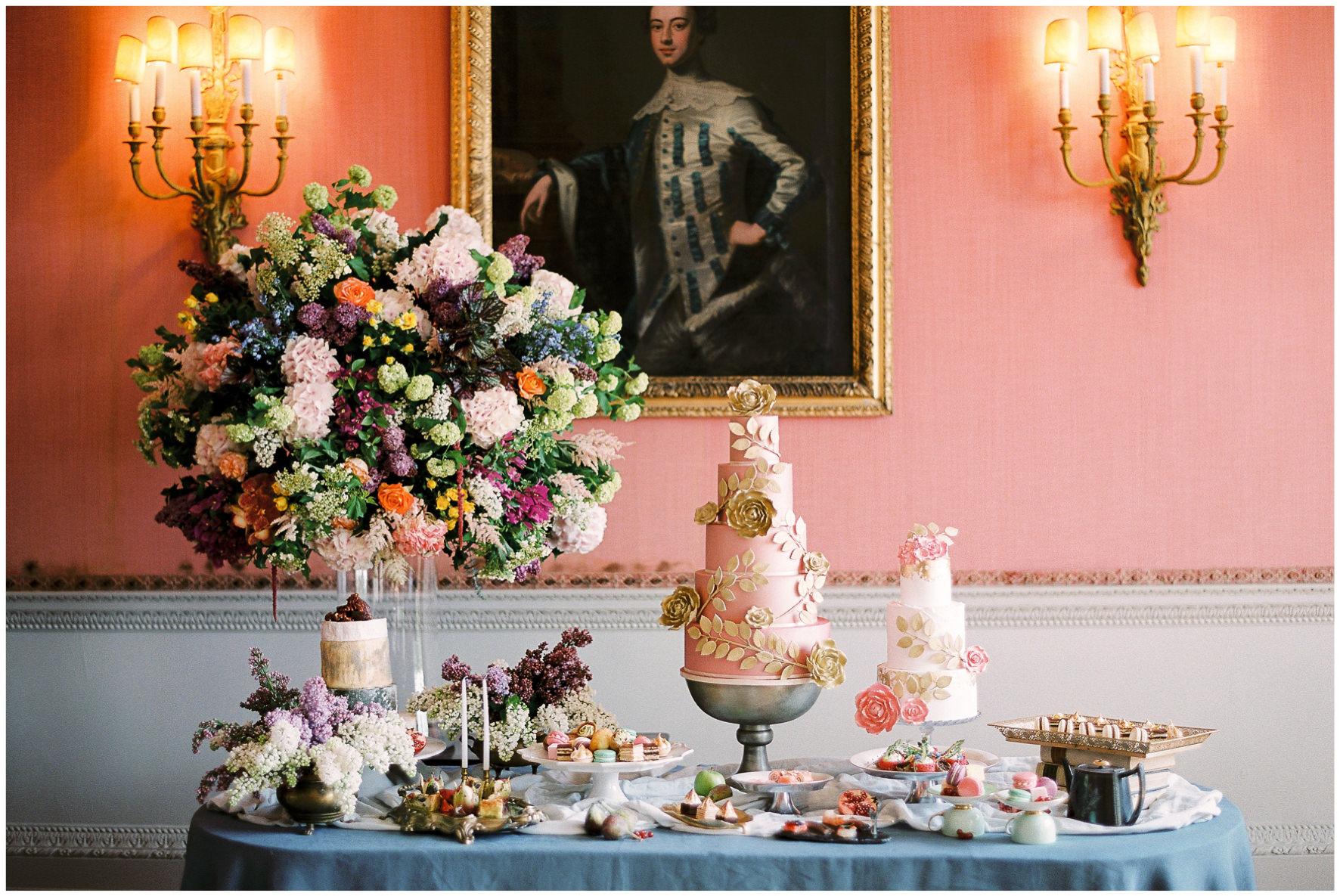 Lavish dessert station, wedding banquet, help yourself wedding station,