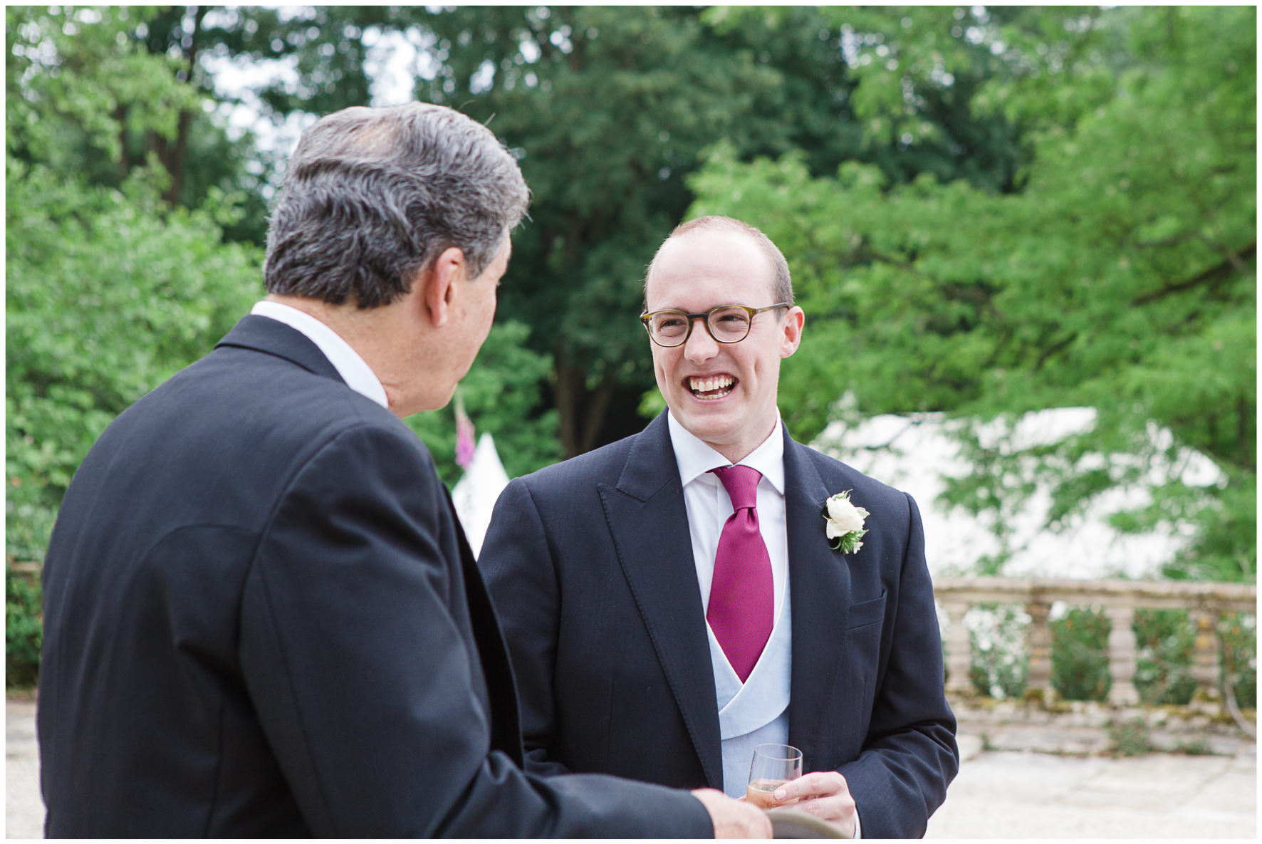 Lucy Davenport Photography, Cornwell Manor, wedding venue, Oxfordshire, Cotswold wedding, groom