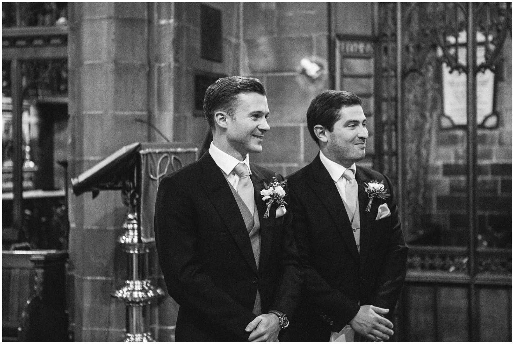 Lucy Davenport Photography, home wedding, marquee wedding, church wedding, groom, bestman