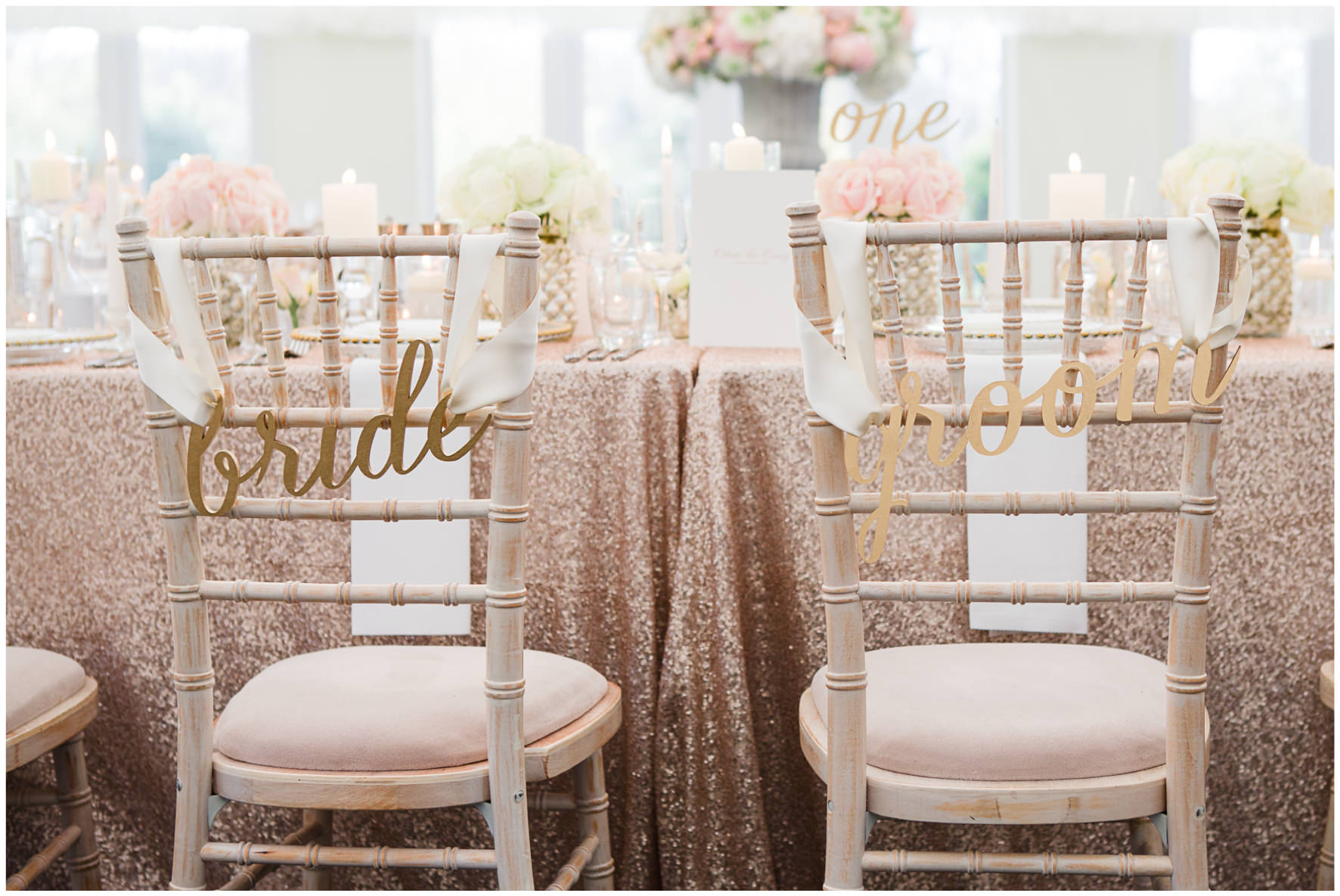 Lucy Davenport Photography, Katrina Otter Weddings, Chippenham Park, tablescape, wedding chairs