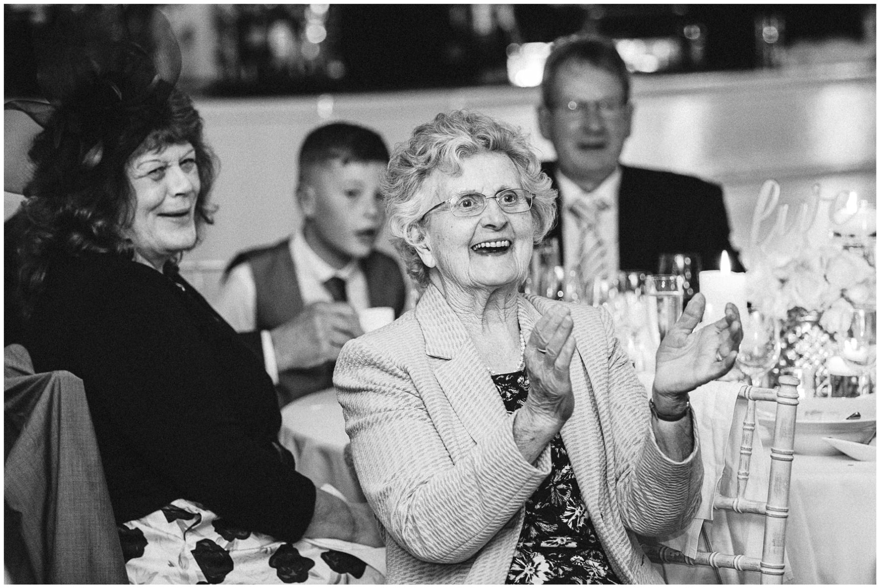 Lucy Davenport Photography, Katrina Otter Weddings, Chippenham Park, guests