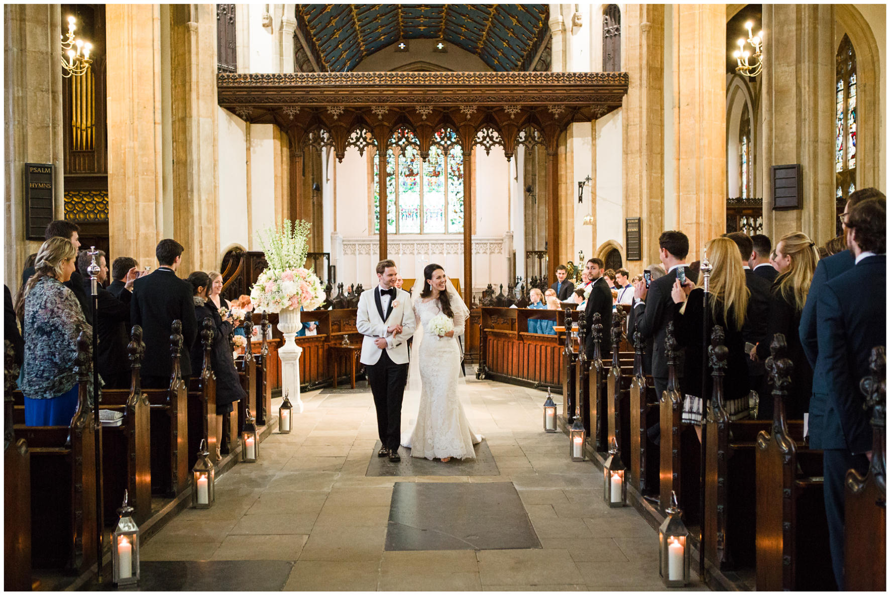 Lucy Davenport Photography, Katrina Otter Weddings, Chippenham Park, church wedding
