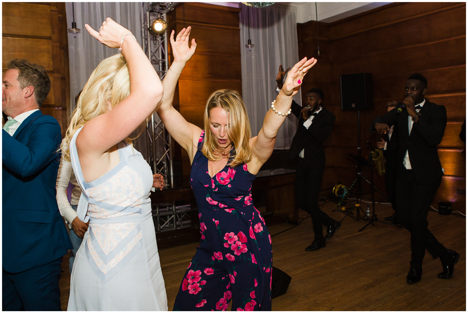 Lucy Davenport Photography, Town Hall Hotel, London wedding, Rock My Wedding, dancing