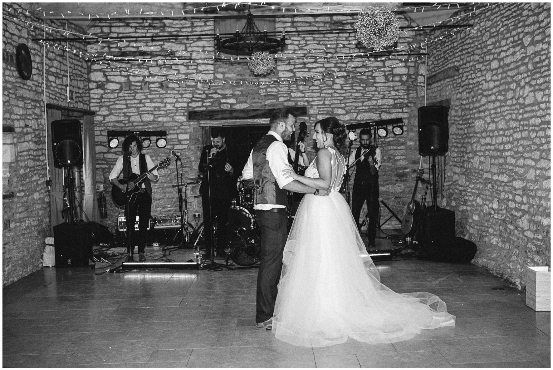 Caswell House, first dance