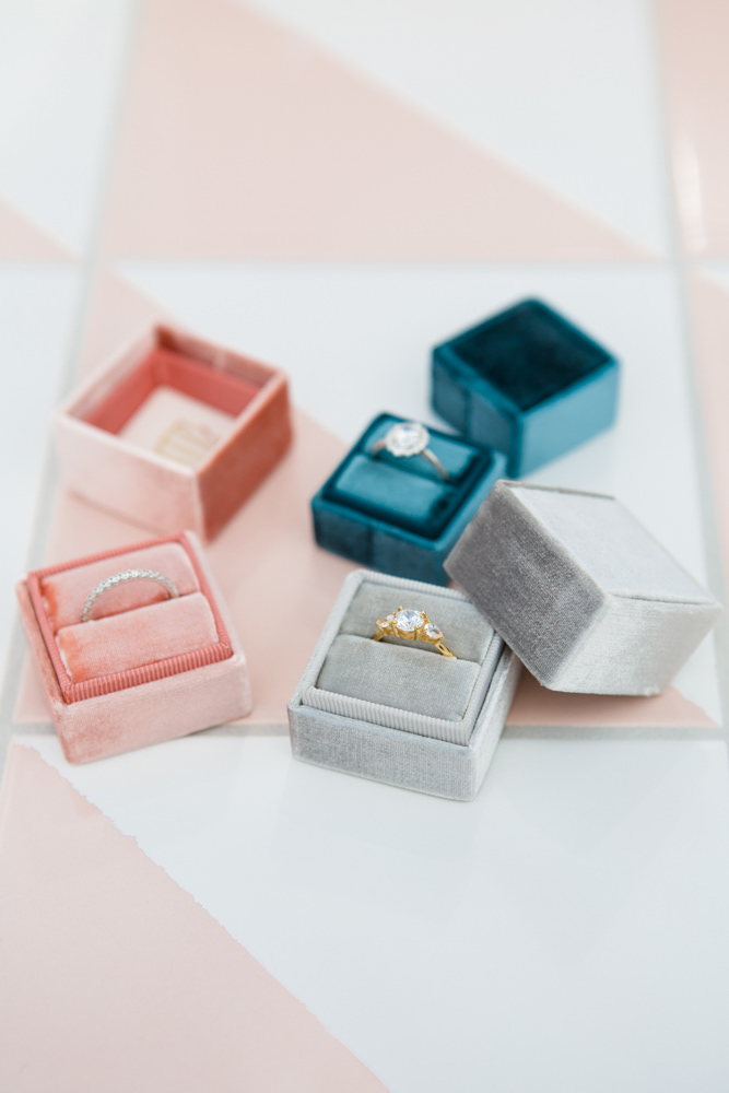Mrs Box ring boxes and rings