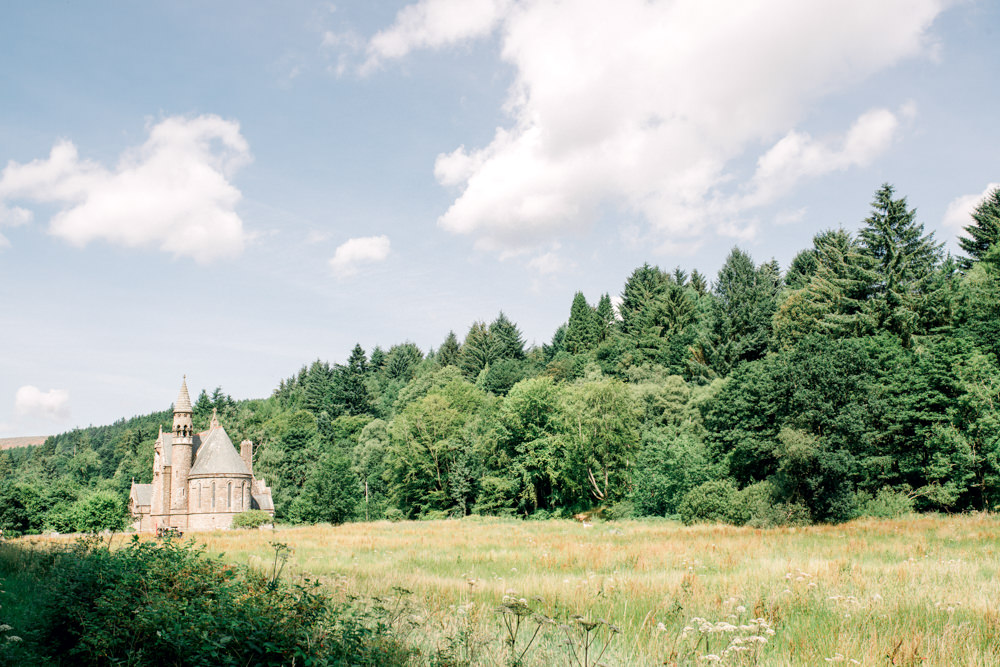 Drumtochty Castle church